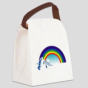Rainbow-08-[Converted] Canvas Lunch Bag